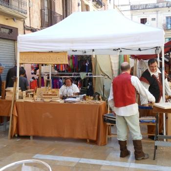 Tallamadera de Feria Medieval_5