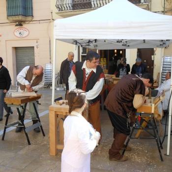 Tallamadera de Feria Medieval_6