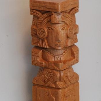 Dios azteca