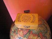 el mundo en una caja