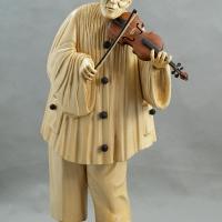 Pierrot violinista