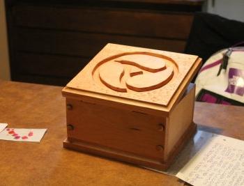 Otra caja de Andres