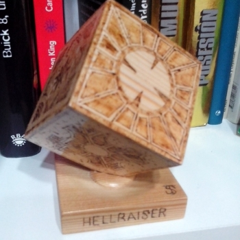 Caja de Lemarchand (Hellraiser)