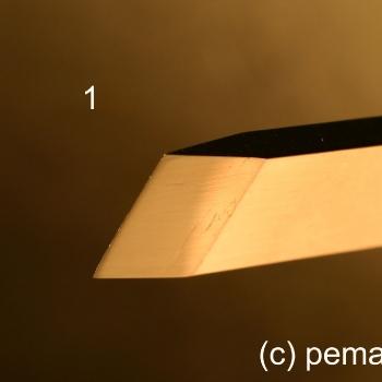El perfil de la gubia 1