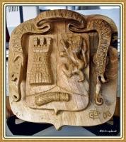 Otro escudo de Melgar, por