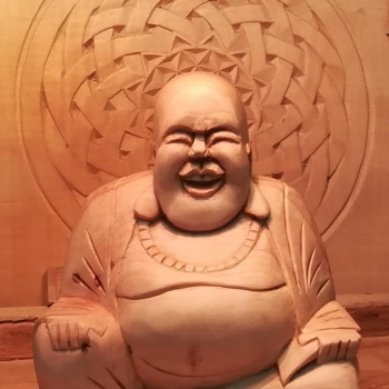 Happy Buddha por Francisco_1